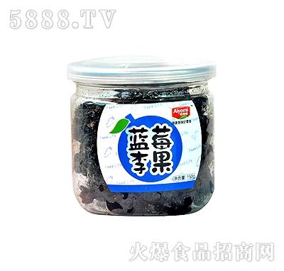 哎哟咪小易拉罐蓝莓李果