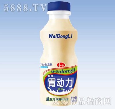 喜三郎胃动力原味乳酸菌340ml