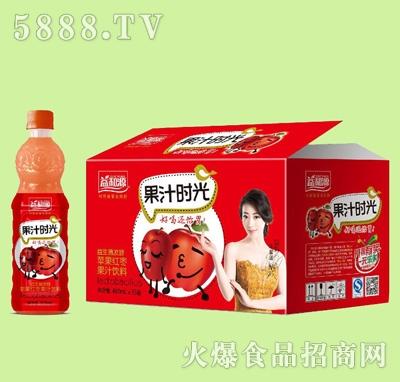 460ml苹果红枣汁