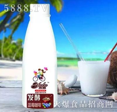 456ml雨露发酵蓝莓咖啡