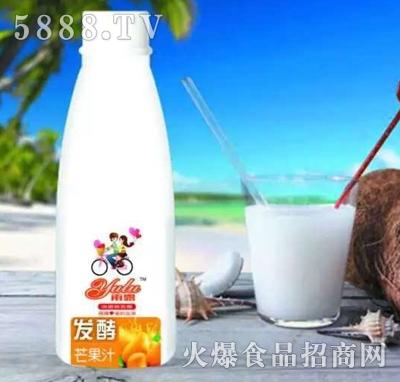 456ml雨露发酵芒果汁