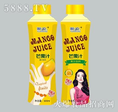 500ml源农芒果汁饮料