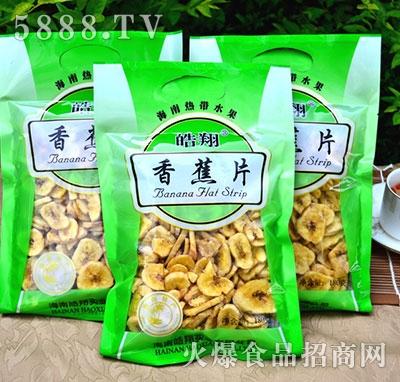 皓翔香蕉片180g