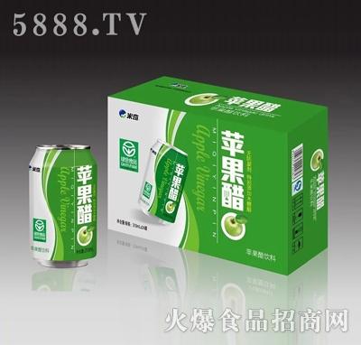 米奇苹果醋饮料310ml×24罐