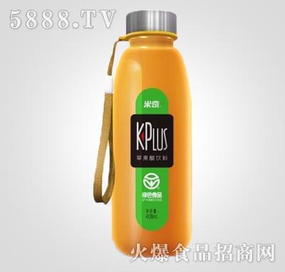米奇KPlus+ 苹果醋饮料408ml