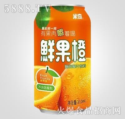 鲜果橙复合果汁饮料310ml