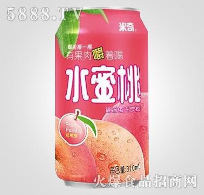 水蜜桃复合果汁饮料310ml