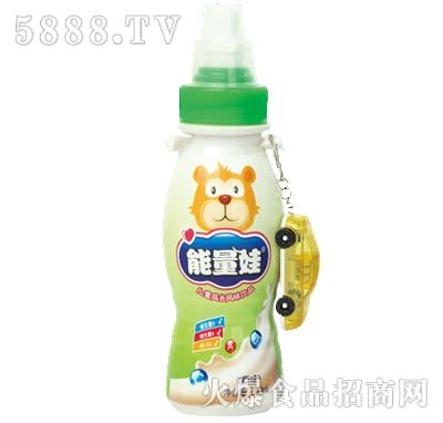 200mlx24瓶能量娃儿童成长风味饮料原味