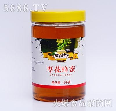 蜜浪蜂坊-1千克枣花蜂蜜