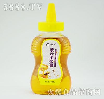孟兹黑480g紫云英蜂蜜
