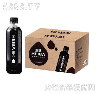 黑8黑水饮料500ml