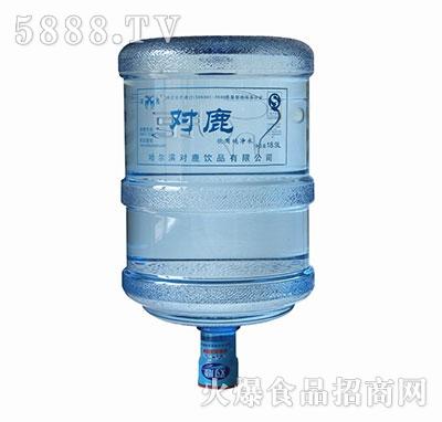 对鹿5加仑桶装纯净水