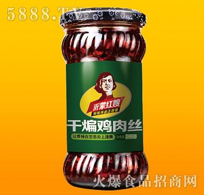 沂蒙红嫂干煸鸡肉丝(180g)
