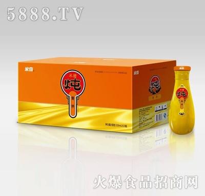 冰糖炖黄桃果汁饮料326ml×15瓶
