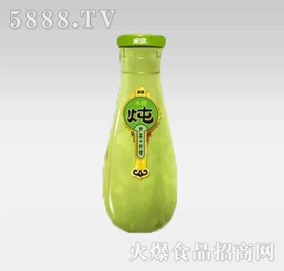 冰糖炖芦荟+柠檬果汁饮料326ml