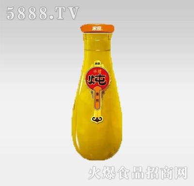 冰糖炖黄桃果汁饮料326ml