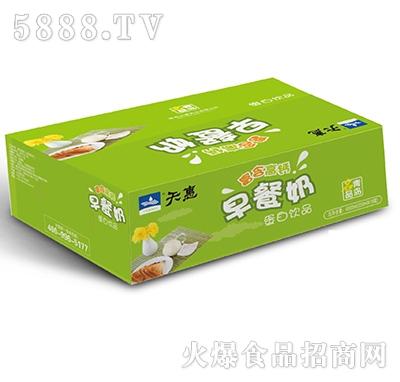 天惠早餐奶蛋白饮品250mlx16产品图