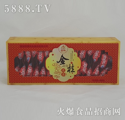 300克金桂花茶