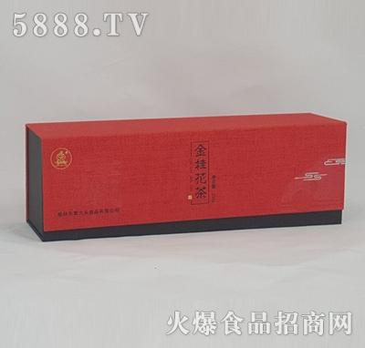 金桂花茶小条盒