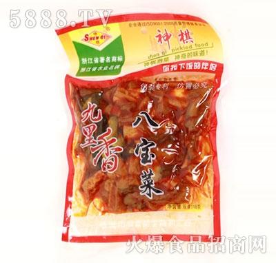 神棋118g八宝菜产品图