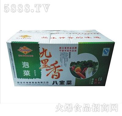 神棋118g八宝菜箱装产品图