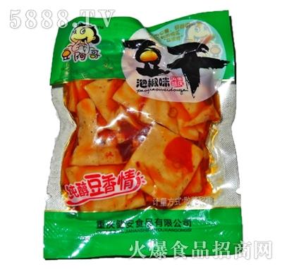 豆阿哥豆干(泡椒味)