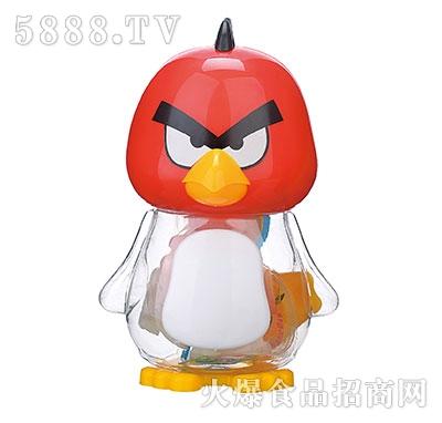 150g红色愤怒的小鸟玩具果冻产品图