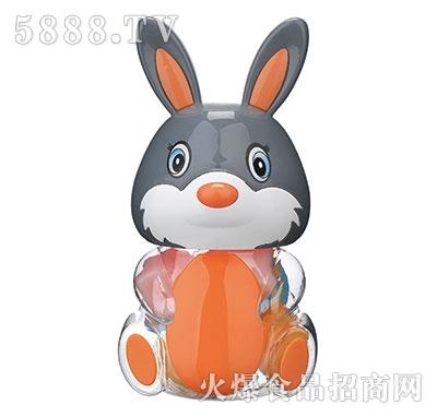 150g灰色兔子卡通玩具果冻产品图