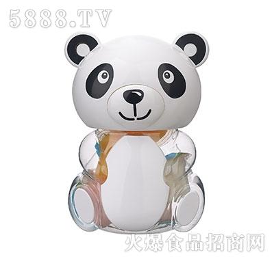 150g熊猫卡通玩具果冻产品图