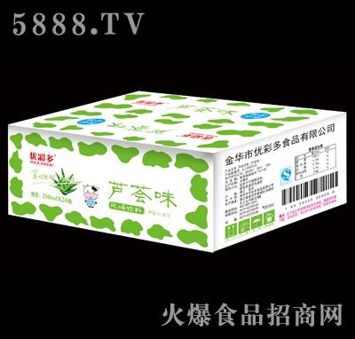 250mlx24瓶优彩多芦荟味风味饮料