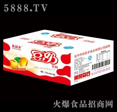 250mlx24瓶优彩多豆奶饮料