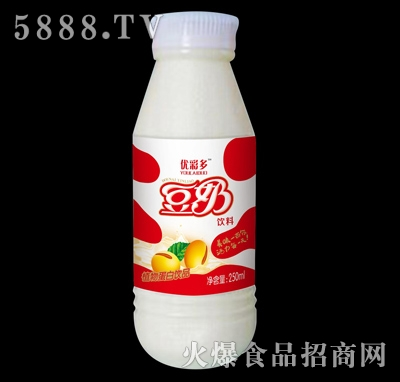 250ml优彩多豆奶饮料