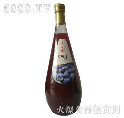 天海源蓝莓汁1.5L