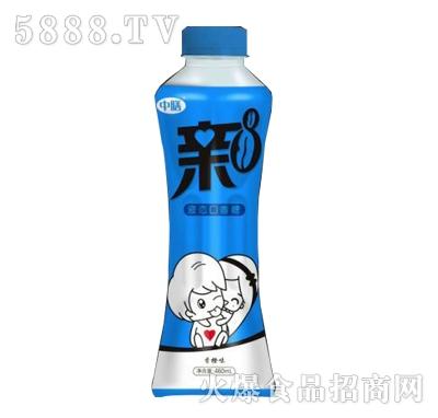 亲8液态口香糖香橙味460ml