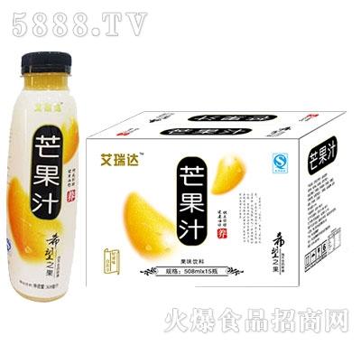 艾瑞达芒果汁508mlx15瓶