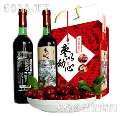 枣以动心红枣醋饮品(礼盒)