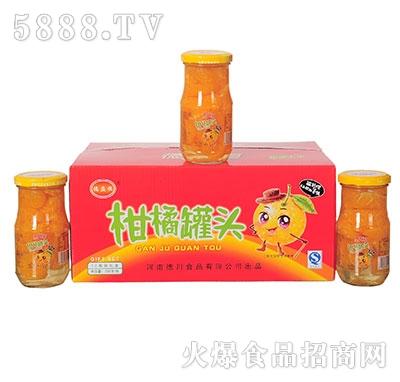 德盛恒柑橘罐头箱装
