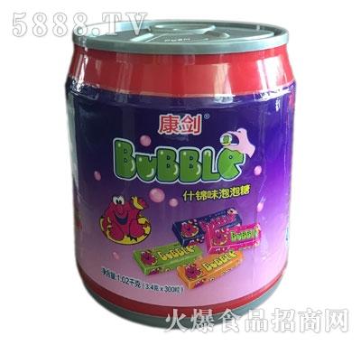 超大恐龙泡泡糖可乐桶