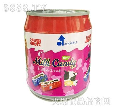 溢果乳酸牛奶糖(3粒可乐瓶)