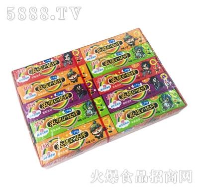 英雄小伙伴口香糖纸盒