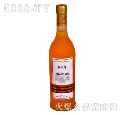 益生元苹果醋750ml