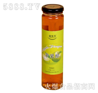 益生元苹果醋268ml