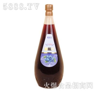 益生元蓝莓汁1.5L