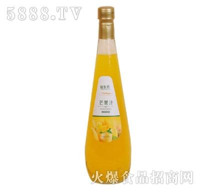益生元芒果汁828ml