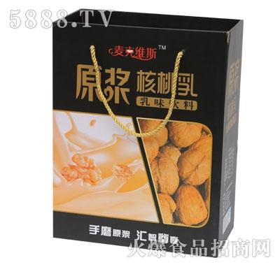 SL07麦克维斯老原浆核桃乳礼盒规格250ml-16-5