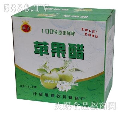 B03浓一香1.5L苹果醋规格1-6-1.5L