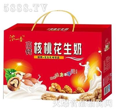 SL13浓一香高钙核桃花生奶礼盒规格250ml-12-6