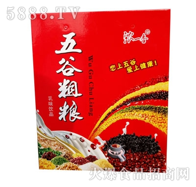 SL08浓一香五谷粗粮立式礼盒规格250ml-16-5