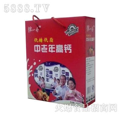 SL14浓一香中老年高钙礼盒规格250ml-16-5