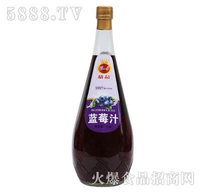 B01浓一香1.5L蓝莓汁